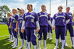 NCAA regional softball-UW v. Texas Tech
