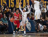 CAL (W) Basketball vs Utah, January 3, 2015