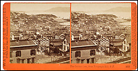 BNPS.co.uk (01202 558833)<br /> Pic: Bonhams/BNPS<br /> <br /> The Golden Gate, from Telegraph Hill, the famous Golden Gate Bridge was built 70 years late.<br /> <br /> A stunning collection of photos of San Francisco in the 1860s have been unearthed after 150 years.<br /> <br /> The fascinating images show the distinctive street scenes of the city 70 years before the iconic Golden Gate Bridge became its most celebrated landmark and 50 years before the infamous Alcatraz prison was built.<br /> <br /> Included in the collection of 247 images are photos of the Golden Gate, Alcatraz, Russian Hill, the Waterfront and Woodward's Gardens.<br /> <br /> The city which is universally known for its treacherously steep hills and spectacular scenery was captured in all its glory by American photographer Carleton E. Watkins.