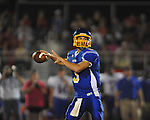 Oxford High's Parker Adamson (3) vs. Grenada in Oxford, Miss. on Friday, August 17, 2012. Oxford won 28-22.