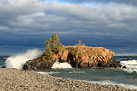 &quot;October Moods on Lake Superior&quot;<br />