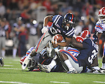 Ole Miss' Brandon Bolden (34) vs. Louisiana Tech in Oxford, Miss. on Saturday, November 12, 2011.