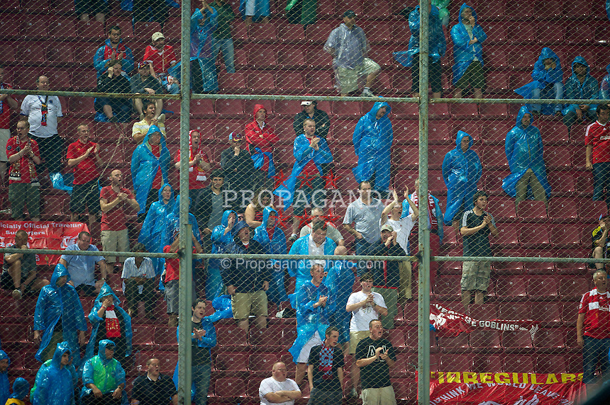 064 Trabzonspor Liverpool Trabzon Turkey Thursday August Liverpools Travelling Supporters Brave