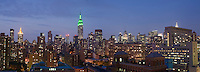Midtown Manhattan Skyline, Manhattan, New York City, New York