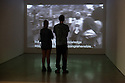 London, UK. 20.07.2016. Ragnar Kjartansson's solo exhibition at the Barbican Gallery.  Bringing together live performance, music, film, painting, sculpture and drawing, this solo exhibition is the first in the UK to survey the work of the Icelandic artist, Ragnar Kjartansson. Picture shows: Death and the Children, 2002. Photograph © Jane Hobson.