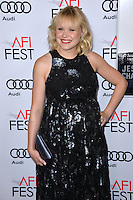 LOS ANGELES, CA. November 11, 2016: Actress Alison Pill at premiere of &quot;Miss Sloane&quot;, part of the AFI Fest 2016, at the TCL Chinese Theatre, Hollywood.<br /> Picture: Paul Smith/Featureflash/SilverHub 0208 004 5359/ 07711 972644 Editors@silverhubmedia.com