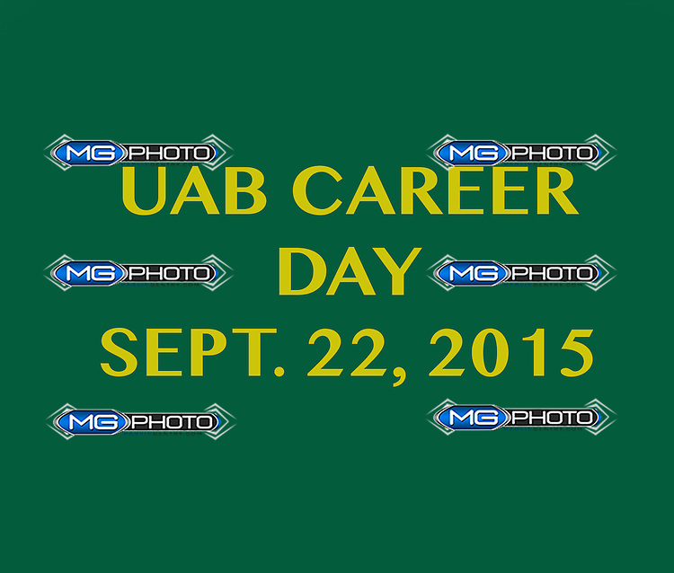 UAB Career Day Sept 22,2015