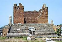Capri, Ostia, Paestum, Timgad