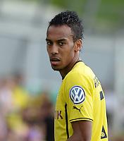 FUSSBALL       DFB POKAL 1. RUNDE        SAISON 2013/2014 SV Wilhelmshaven - Borussia Dortmund    03.08.2013 Pierre-Emerick Aubameyang (Borussia Dortmund)