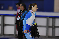 SCHAATSEN: CALGARY: Olympic Oval, 09-11-2013, Essent ISU World Cup, Elina Risku (FIN), ©foto Martin de Jong