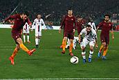 2017 UEFA Europa League football Roma v Lyon Mar 16th