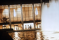 1972 ..Redevelopment...Downtown North (R-8)..CHRYSLER HALL.NIGHT...NEG#.NRHA# 2812..