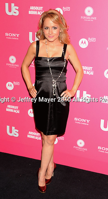 HOLLYWOOD, CA. - April 22: Kelly Stables attends the Us Weekly Hot