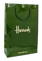 Harrods Carrier Bag - July 2013.
