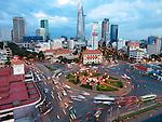 Ho Chi Minh City, Vietnam; Traffic