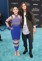 """HOLLYWOOD, CA - May 18: Lana Condor, Anthony De La Torre, At Premiere Of Disney's """"Pirates Of The Caribbean: Dead Men Tell No Tales"""" At Dolby Theatre In California on May 18, 2017. Credit: FS/MediaPunch"""