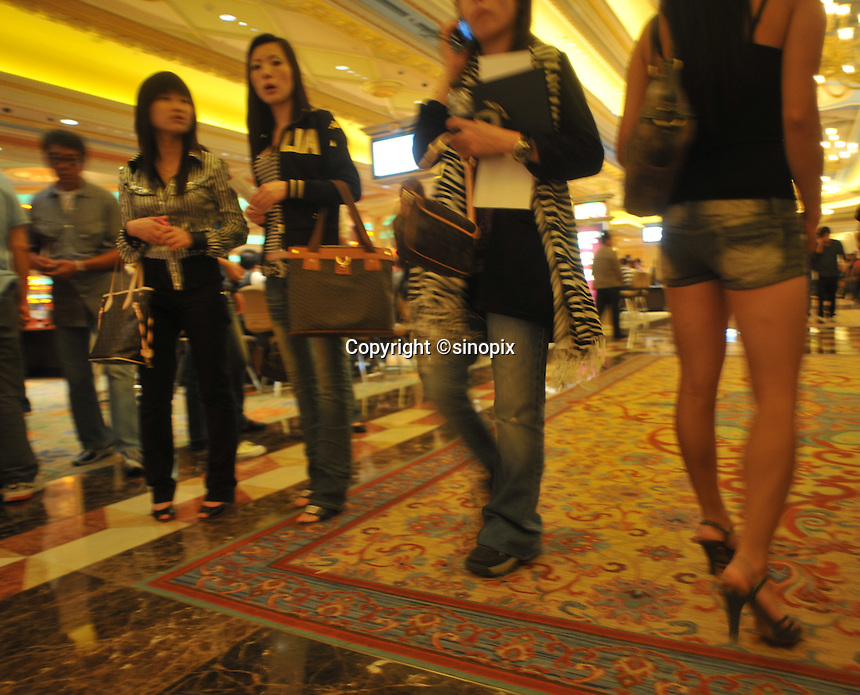 Chinese gamblers | All the action from the casino floor: news, views and more