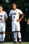 28 August 2015: FIU's Ismael Longo. The University of North Carolina Tar Heels hosted the Florida International University Panthers at Fetzer Field in Chapel Hill, NC in a 2015 NCAA Division I Men's Soccer match. North Carolina won the game 1-0