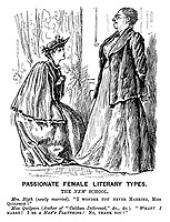 George du Maurier Cartoons from Punch magazine | PUNCH magazine cartoons