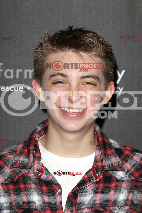 LOS ANGELES, CA - OCTOBER 07: Dylan Riley Snyder at the 4th Annual Los Angeles Haunted Hayride - 'The Congregation' - Arrivals held at Griffith Park on October 7, 2012 in Los Angeles, California. © mpi22/MediaPunch Inc. /©NortePhoto