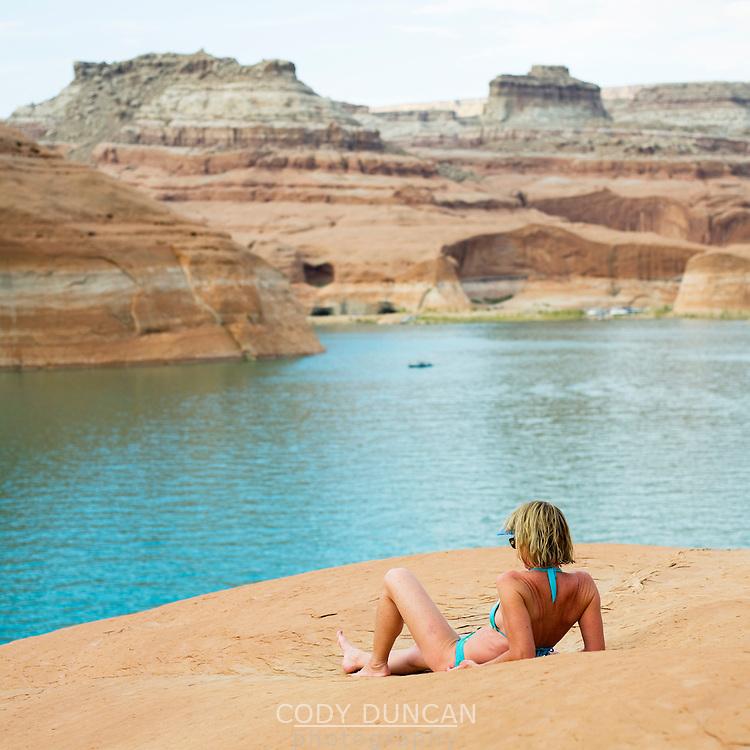 lake powell nude area
