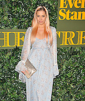 Amber Le Bon at the London Evening Standard Theatre Awards 2016, The Old Vic, The Cut, London, England, UK, on Sunday 13 November 2016. <br /> CAP/CAN<br /> &copy;CAN/Capital Pictures /MediaPunch ***NORTH AND SOUTH AMERICAS ONLY***
