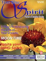 PRODUCT: Magazine<br /> TITLE: <br /> CLIENT: True Blue Spirit