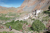 Ladakh Himalaya Inde. Photo : Vibert / Actionreporter.com