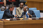 Security Council Meeting<br /> The question concerning Haiti. Report of the Secretary-General on the United Nations Stabilization Mission in Haiti (S/2016/753)