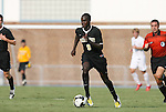 22 August 2008: Wake Forest's Marcus Tracy. The Wake Forest University Demon Deacons defeated the Virginia Commonwealth University Rams 2-1 at Fetzer Field in Chapel Hill, North Carolina in an NCAA Division I Men's college soccer game.
