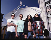 SOUNDGARDEN, LOCATION, 1992, NEIL ZLOZOWER