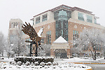 Snow Day on Campus