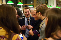 Francis Boulle, Jamie Laing and Oliver Proudlock