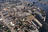1996 August 16..Redevelopment.Downtown West (A-1-6)..WATERFRONT.LOOKING SOUTHEAST...NEG#.NRHA#..