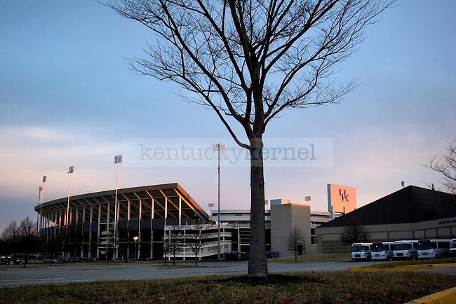 Commonwealth Stadium. Photo by David LaBelle