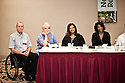 "Panelists at the ""Transitions to Adulthood: Policy Issues Affecting Rural Youth Ages 16-25"" breakout session."