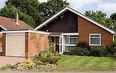 Bungalow with attached garage, Cranleigh, Surrey.