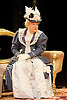 An Ideal Husband by Oscar Wilde<br /> at Festival Theatre Chichester, Great Britain <br /> 25th November 2014 <br /> <br /> directed by Rachel Kavanaugh <br /> <br /> Patricia Routledge as Lady Markby<br /> <br /> <br /> <br /> <br /> <br /> <br /> Photograph by Elliott Franks <br /> Image licensed to Elliott Franks Photography Services