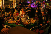 New Orleans, Louisiana.February 27, 2006..The Krewe of Orpheus Ball in the convention center.