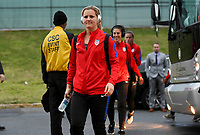 Washington, D.C. - March 7, 2017: The USWNT take on France in a SheBelieves Cup match at RFK Stadium.