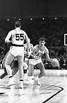 19 MAR 1966:  Kentucky forward Pat Riley (42) during the NCAA Men's National Basketball Final Four championship game against Texas Western &quot;UTEP&quot; held in College Park, MD, at the Cole Fieldhouse. Texas Western defeated Kentucky 72-65 for the title. Photo by Rich Clarkson/NCAA Photos..SI CD1646-78