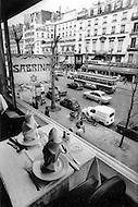 Paris, August 1977. Sabrina.