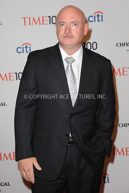 WWW.ACEPIXS.COM<br /> April 29, 2014 New York City<br /> <br /> Mark Kelly attending the TIME 100 Gala, TIME's 100 most influential people in the world, at Jazz at Lincoln Center on April 29, 2014 in New York City..<br /> <br /> Please byline: Kristin Callahan<br /> <br /> ACEPIXS.COM<br /> <br /> Tel: (212) 243 8787 or (646) 769 0430<br /> e-mail: info@acepixs.com<br /> web: http://www.acepixs.com