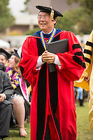 2015 Commencement at UCSB, Sciences Sat Morning