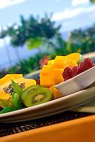 Tropical Fruit Breakfast