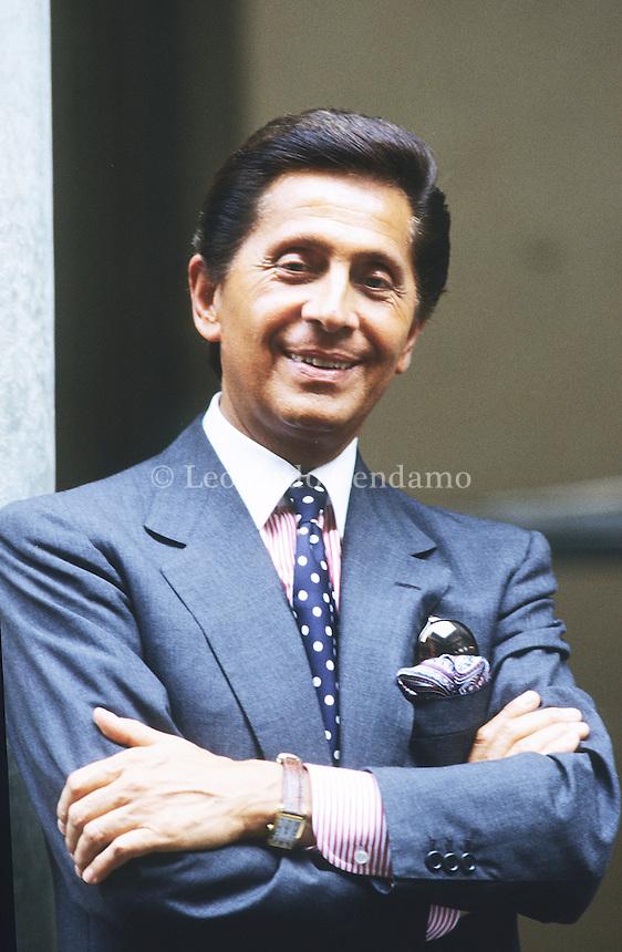 Valentino, Clemente Ludovico Garavani, meglio noto come Valentino, è uno stilista italiano, creatore dell'omonimo marchio.