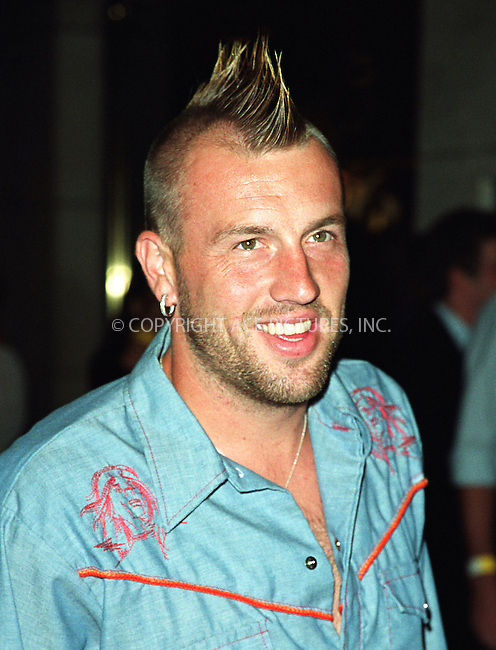 "Clint Mathis  attending the New York Premiere of ""Austin Powers in Goldmember"" at Barney's New York on Madison Avenue in New York. July 24, 2002. Please byline: Alecsey Boldeskul/NY Photo Press.   ..*PAY-PER-USE*      ....NY Photo Press:  ..phone (646) 267-6913;   ..e-mail: info@nyphotopress.com"