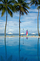 THE SWIMING POOL, RESORT, PALAU, MICRONESIA