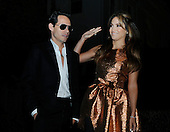 "Washington, DC - October 13, 2009 -- Performers Marc Anthony (L) and Jennifer Lopez attend a White House Music Series ""Fiesta Latina"" on the South Lawn of the White House in Washington on Tuesday, October 13, 2009..Credit: Alexis C. Glenn / Pool via CNP"