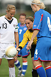 2006.10.08 Iceland at United States